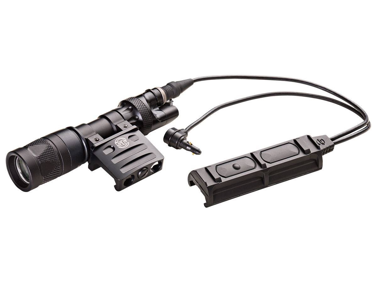 surefire m313v black vampire scout with rm45 and ds-sr07-d-it switch