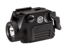 SureFire XSC Micro-Compact LED Weapon Light - 350 Lumens - Includes 1 x Proprietary 3.7V Li-Poly Battery Pack - Black