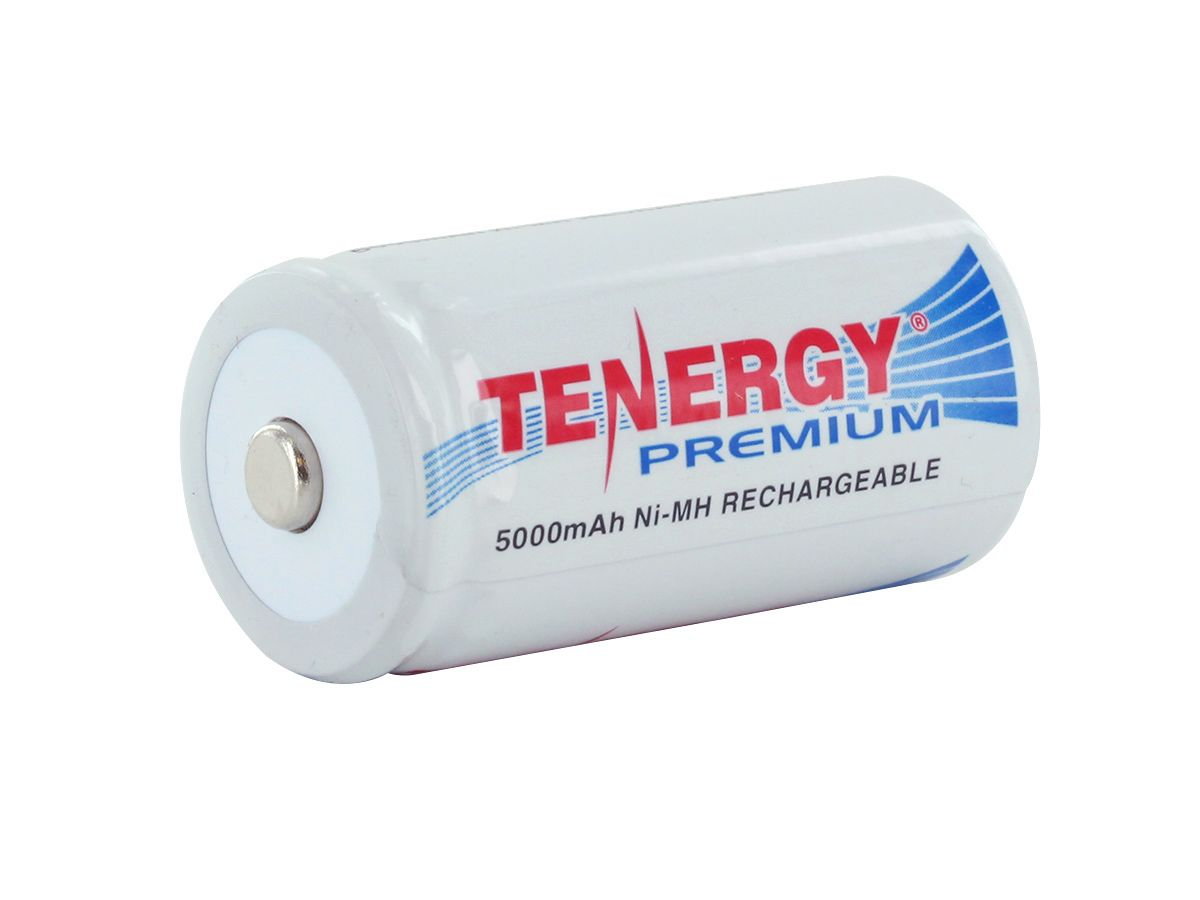tenergy 10208 c cell angled left