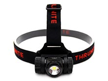 ThruNite TH01 Rechargeable LED Headlamp - CREE XHP50 - 1500 Lumens - Includes 1 x 18350