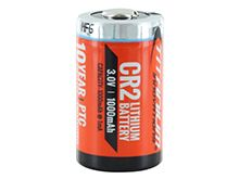 Titanium Innovations CR2 1000mAh 3V 2.25A Lithium (LiMnO2) Button Top Photo Battery - Bulk