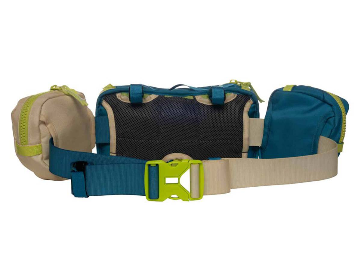 Swerve Hip Pack back with pouches