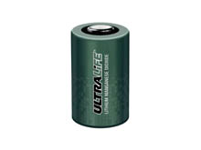 Ultralife U10026 UHR-CR34610-HC D-cell 3V 13Ah Lithium Primary (LiMnO2) Battery with End Caps - Optional U10026-T1 with Tabs - Bulk