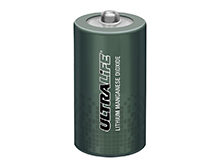 Ultralife UB1733 BA-5372/U Cell 6V .5Ah Lithium Primary (LiMnO2) Button Top Battery - No Tabs - Bulk