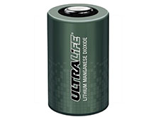 Ultralife UHR-CR26500 C-cell 3V 4.8Ah Lithium Primary (LiMnO2) Battery with End Caps - Tab and PTC Options - Bulk - U10017, U10018, U10019, U10020