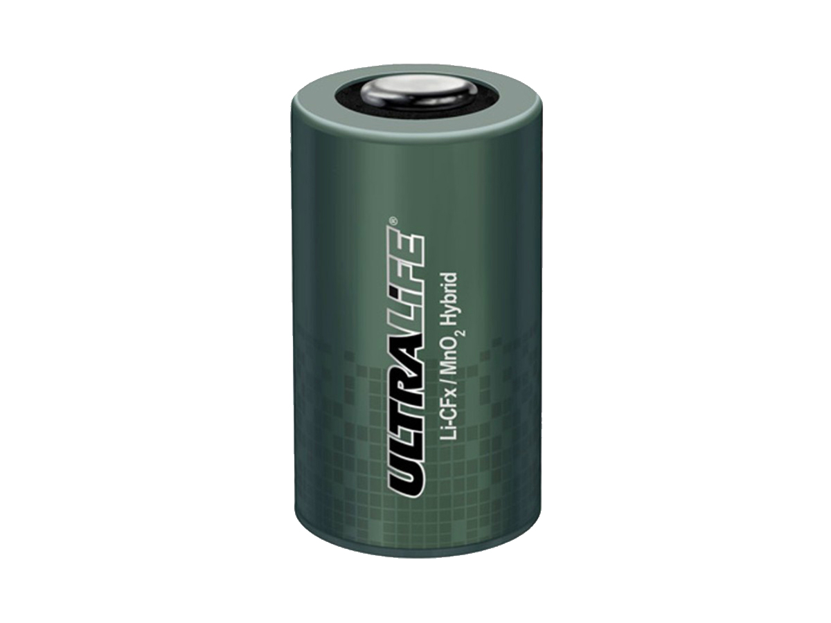 Ultralife UHR-XR26500 battery without tabs vertical