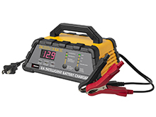Wagan 8A Intelligent Battery Charger