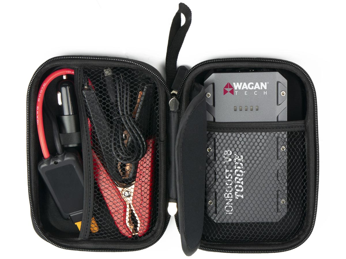 wagan ionboost v8 torque carrying case