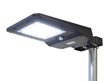 Wagan Solar LED Floodlight - 1600 Lumens - Includes Li-ion Battery Pack