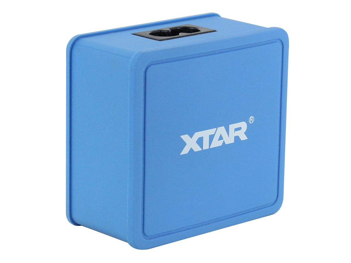 blue 4u with usb ports showing