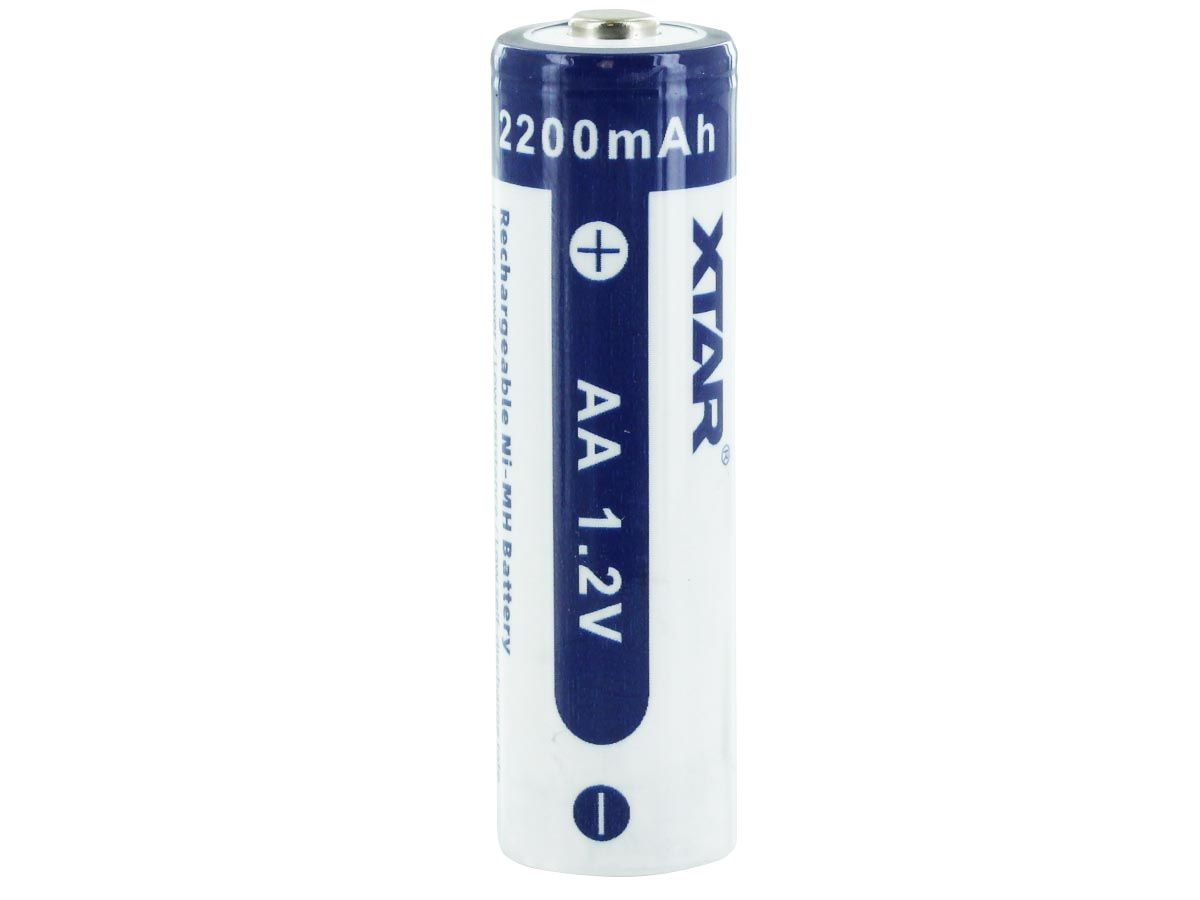 XTAR AA 2200mAh NiMH Battery