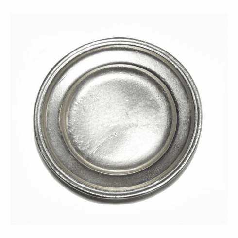 ASL Pewter Plate - 4.5 in.