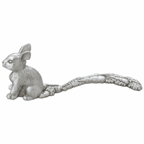 Salisbury Pewter Bunny and Carrot Candle Snuffer