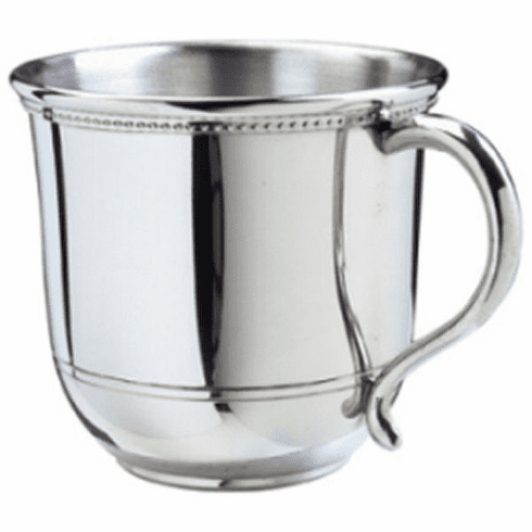 Salisbury Pewter Images Baby Cup - 5oz.