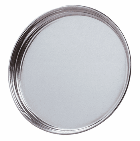 Salisbury Pewter Round Images Tray - 8in.