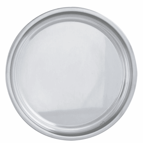 Woodbury Pewter Tray - Gallery Edge - 10 in.