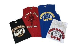 3 Pack Muscle Shirts- Assorted Manufacturers