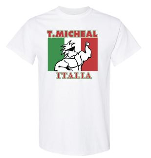 Collector's Item-Italian Heritage Tee- Limited Edition