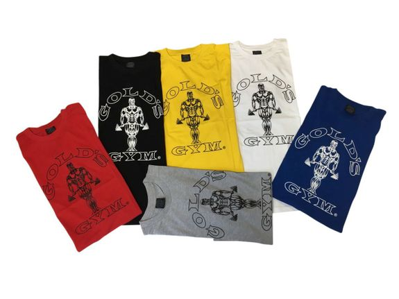 Gold's Gym Tee
