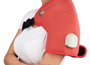 Healthy Line InfraMat Pro Amethyst One-Shoulder Pad Soft