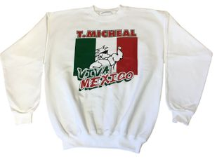 Limited Edition - Viva Mexico Heritage Sweatshirt