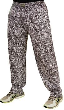 New- Crazee Wear Classic Relaxed Fit Baggy Pants- Genesis