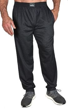 New- Crazee Wear Classic Relaxed Fit Baggy Pants- Re-Flex