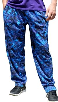 Crazee Wear Classic Relaxed Fit Baggy Pants- Rip Tide