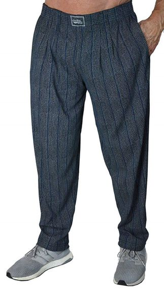 Crazee Wear Classic Relaxed Fit Baggy Pants- Symmetry