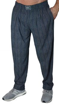 New- Crazee Wear Classic Relaxed Fit Baggy Pants- Symmetry