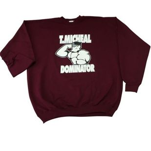 "Dominator ""Joe Blockhead"" Sweatshirt II- Style D002"