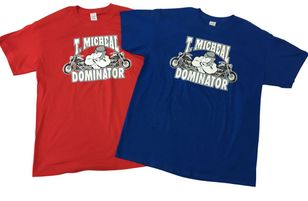 "New- Dominator ""Mr. Do-Rag"" Tee III- Style D0003C"