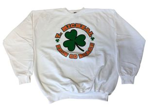 Limited Edition- Irish Heritage Sweatshirt- Erin go Bragh