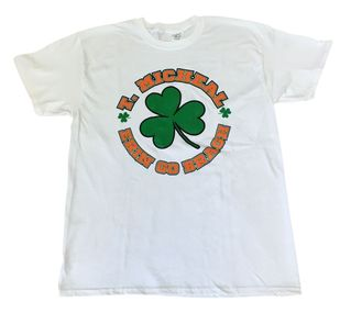 Limited Edition- Irish Heritage Tee- Erin go Bragh