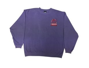 New- Limited Edition Premium T. Micheal Embroidered French Terry Sweatshirt- # 113SW- Sold Out