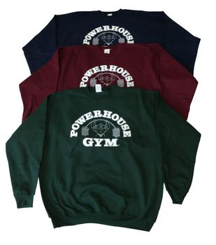 New- Powerhouse Gym Sweatshirt II
