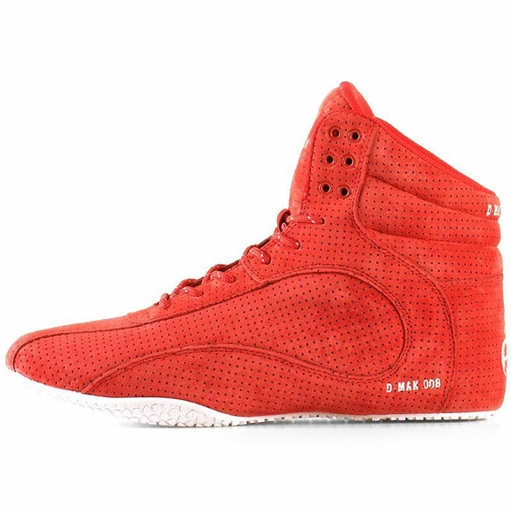Ryderwear D-Mak Raw - Red/White
