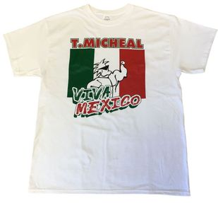 Limited Edition- Viva Mexico Tee