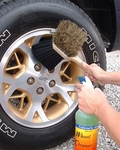 2 'n 1 Wheel Brush