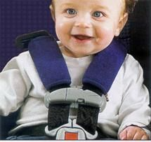 Baby Car Seat Harness Pads