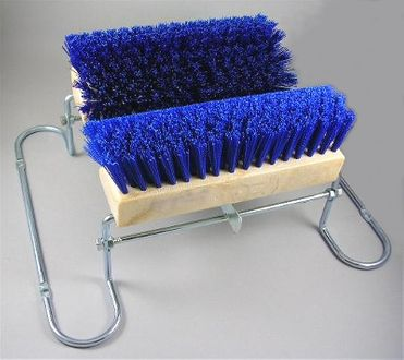 Deluxe Boot Brush