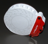 Disc Brake Note Pad