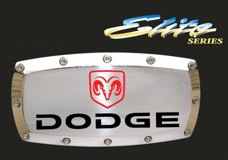 Dodge Hitch Cover