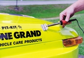 Electric Decal Remover