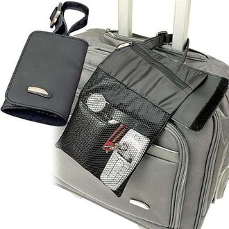 Luggage Tag & Security Bag