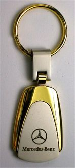 Mercedes Key Chain