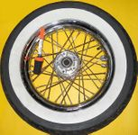 Nutt Job Wheel & Spoke Kit