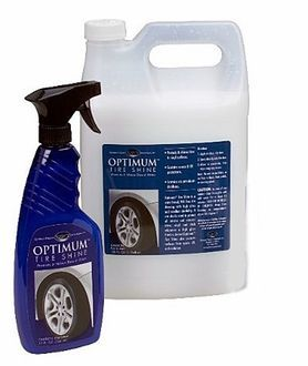 Optimum Tire & Vinyl Dressing
