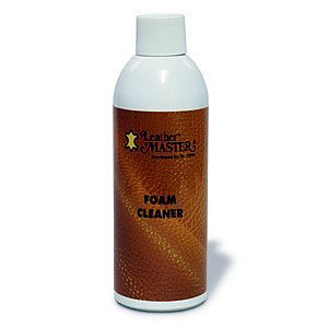 Suede Foaming Leather Cleaner