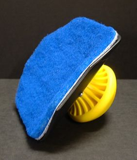 Tire Cleaning Pad